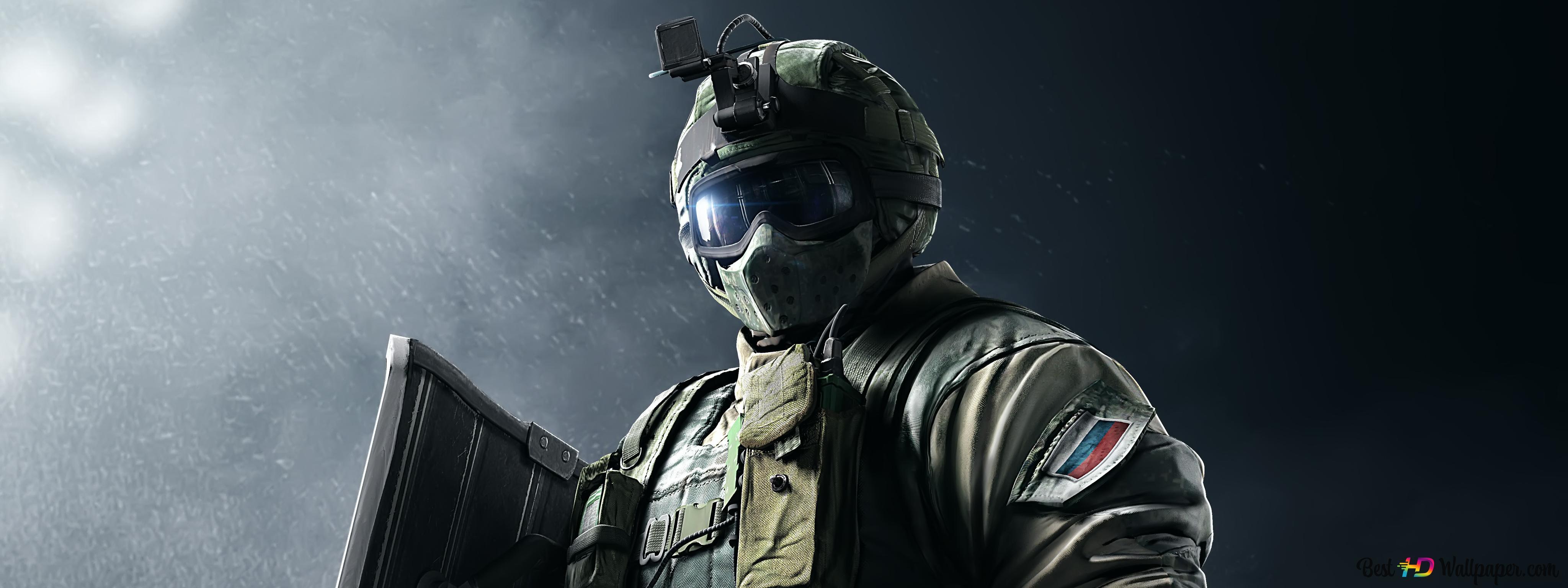 Tom Clancy S Rainbow Six Siege Spetsnaz Fuze Hd Wallpaper Download