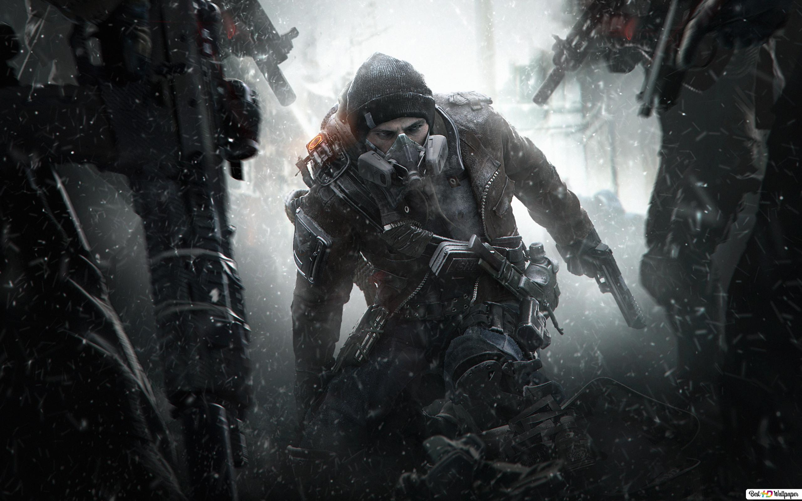 Tom Clancy S The Division Survival Expansion Ii Hd Wallpaper Download