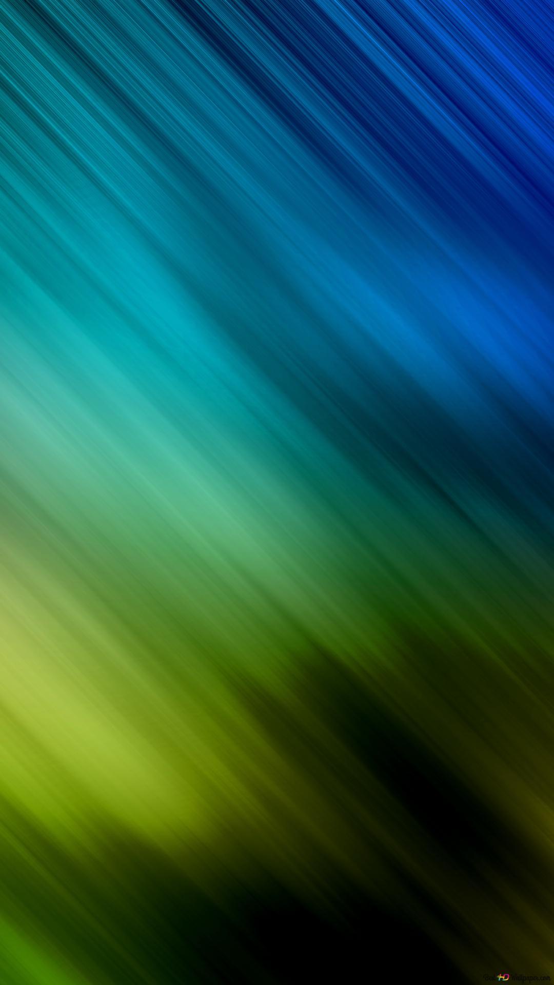 Tonalità Di Blu E Verde Download Di Sfondi Hd