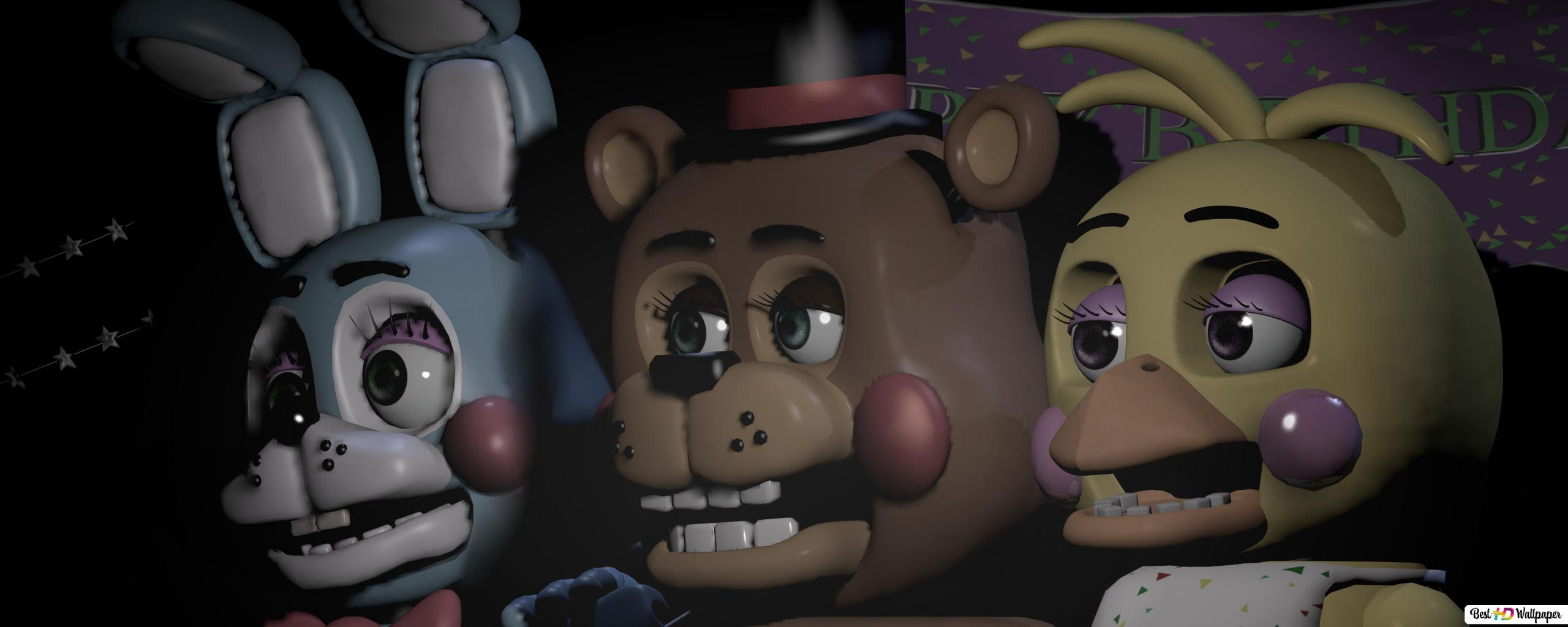 5 Nights At Freddy's Chica toy bonnie, freddy, chica of five nights at freddy's sister