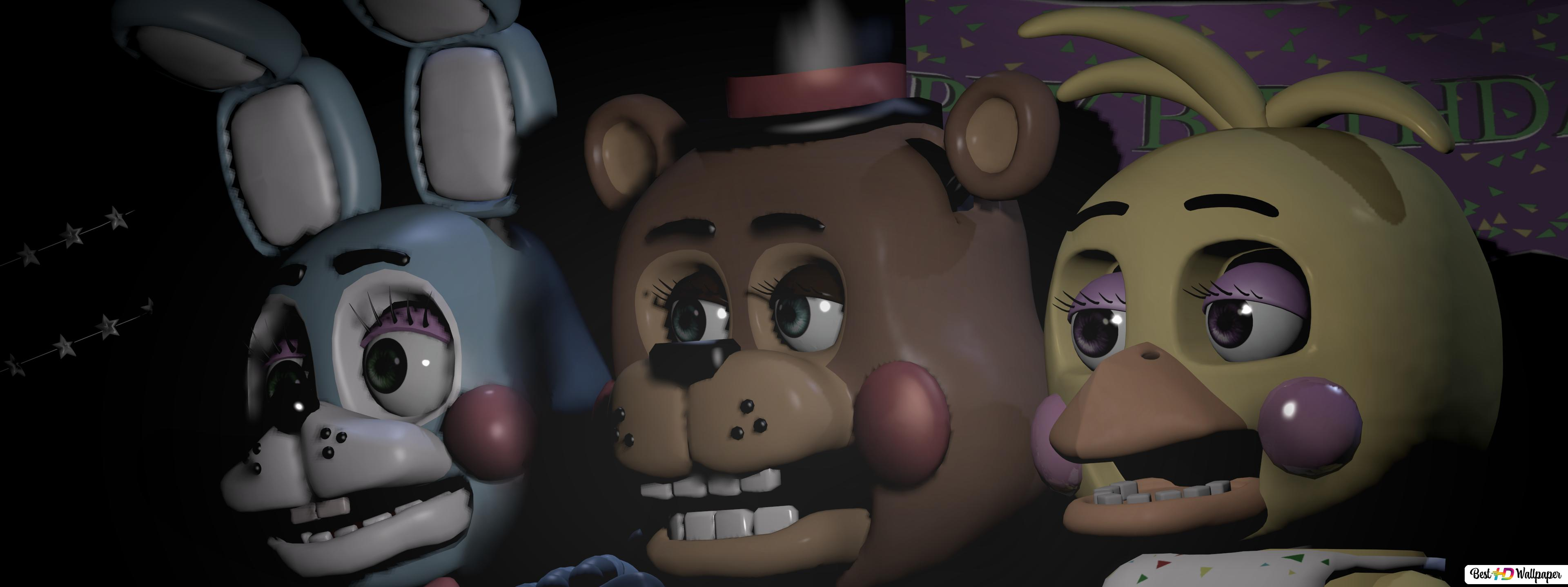 Toy Bonnie Freddy Chica Of Five Nights At Freddy S Sister