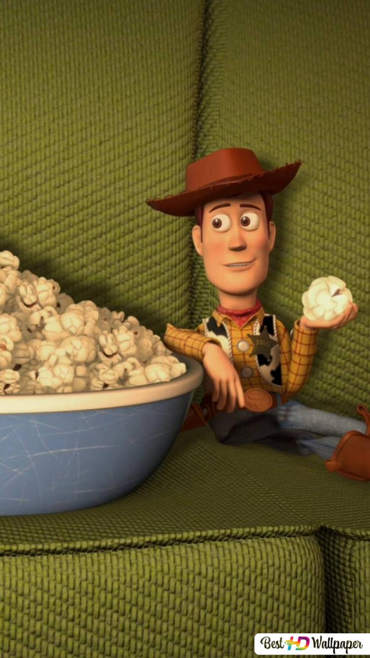 Toy Story Andy And Buzz Lightyear Hd Wallpaper Download
