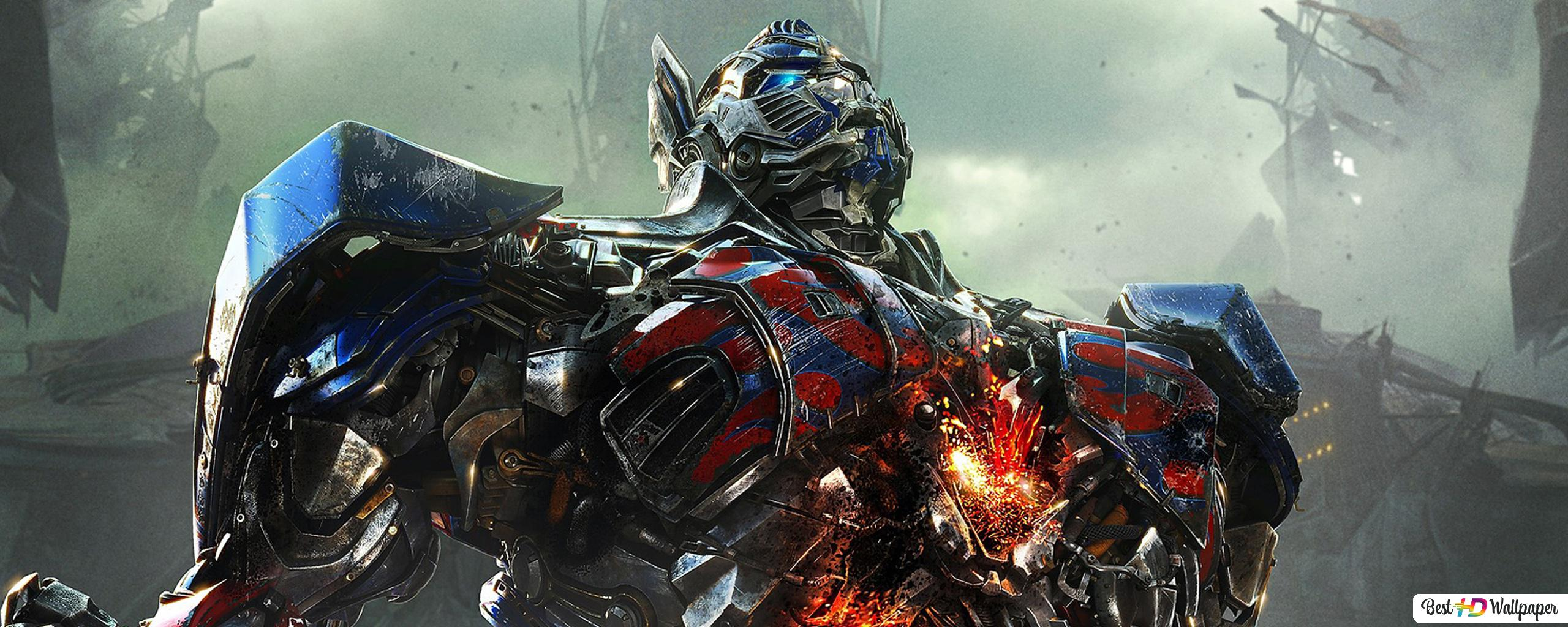 Transformers 4 Age Of Extinction Optimus Prime Hd Wallpaper