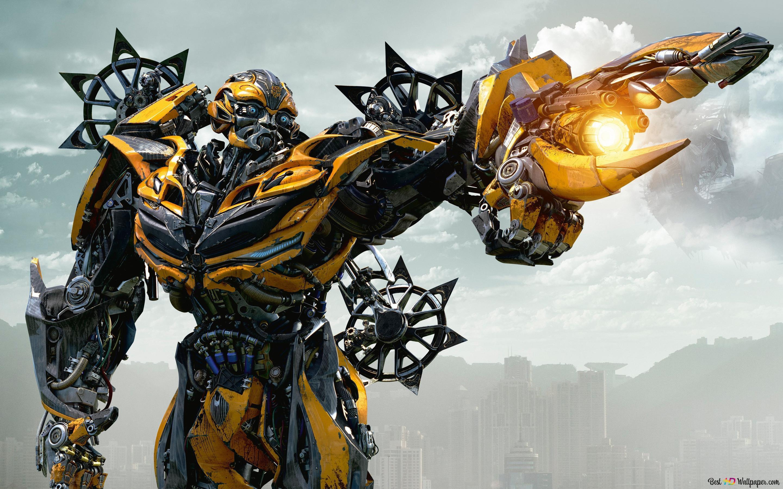 Transformers The Last Knight Bumblebee Hd Tapety Do Pobrania