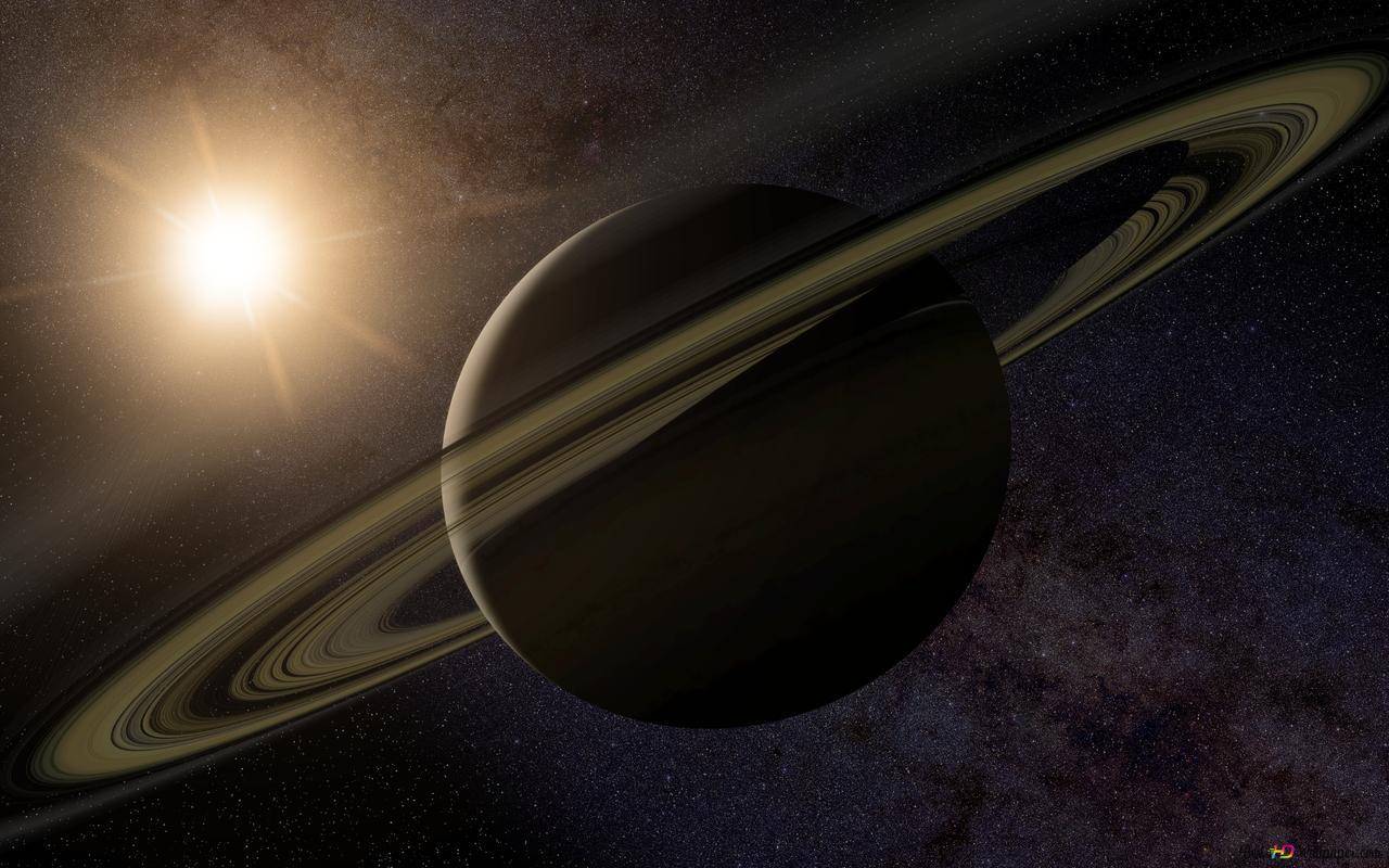 土星 Hd壁紙のダウンロード