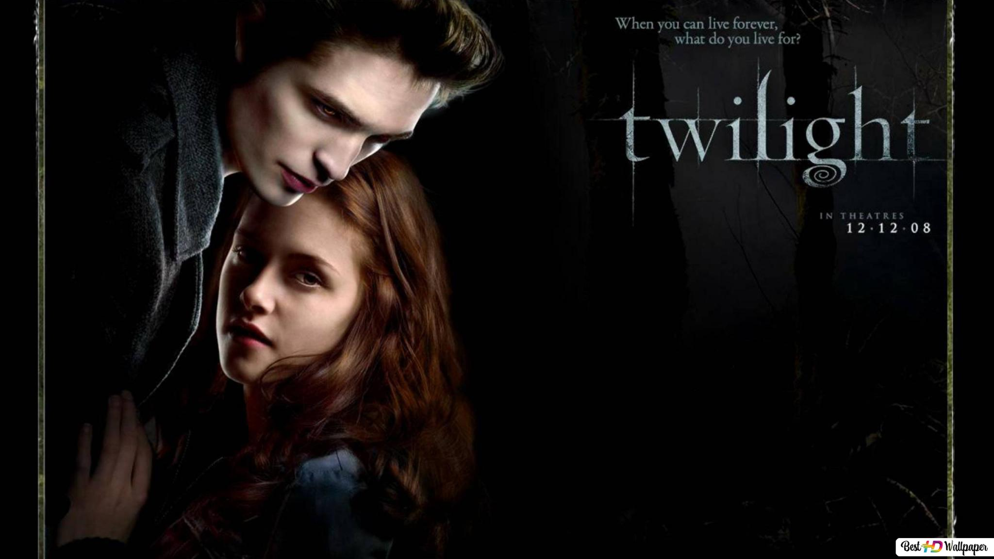 Twilight Movie Bella And Edward Hd Wallpaper Download