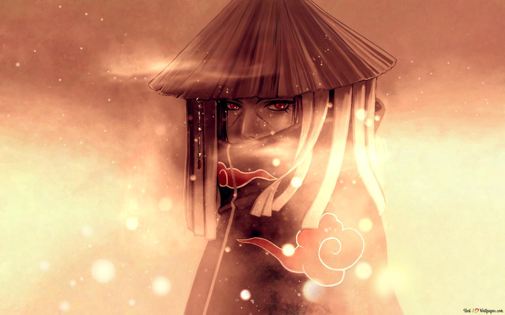 uchiha itachi naruto wallpaper 1680x1050 54924 5