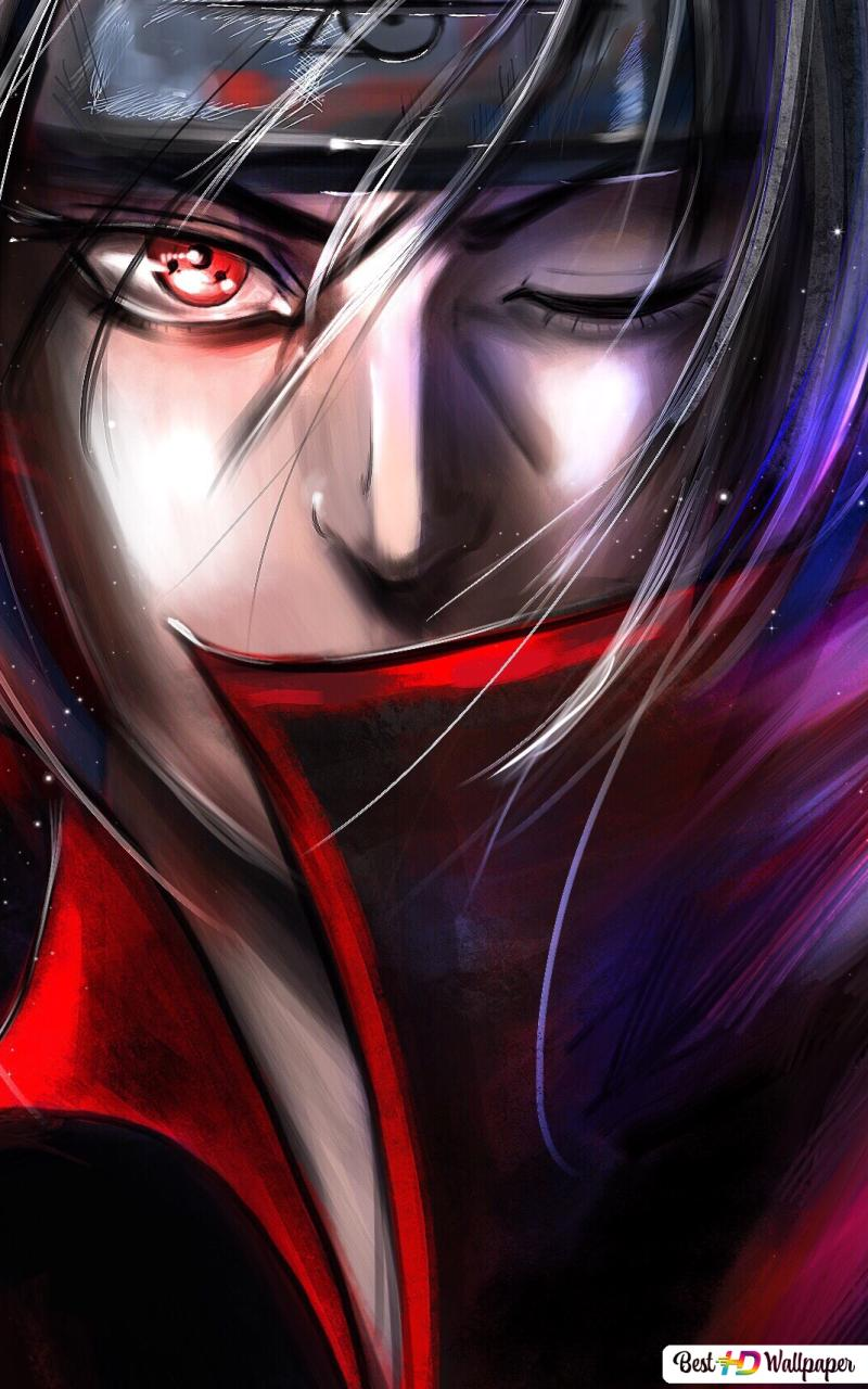 Uchiha Itachi Unduhan Wallpaper Hd