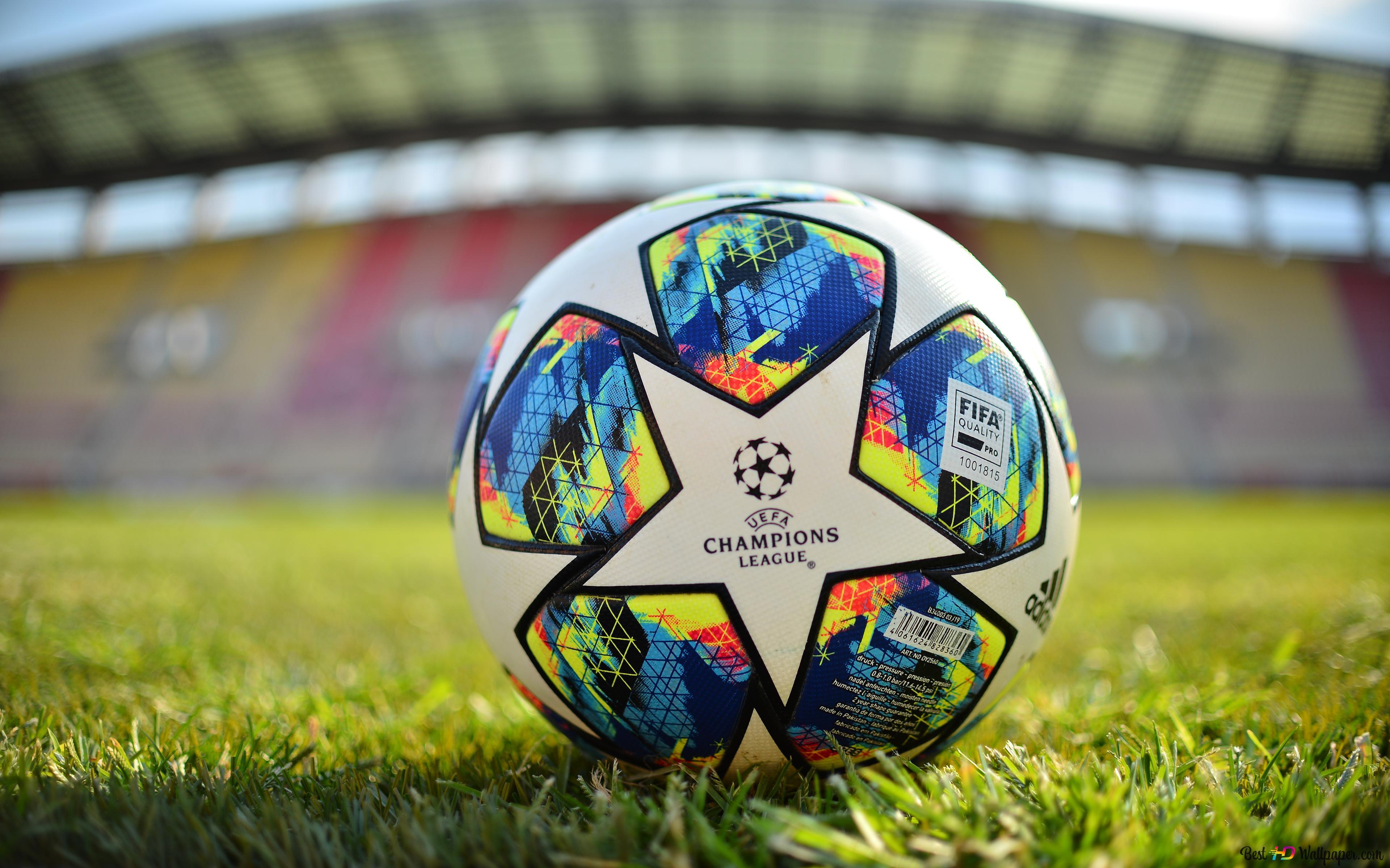 Uefaチャンピオンズリーグ2019 2020公式球 Hd壁紙のダウンロード