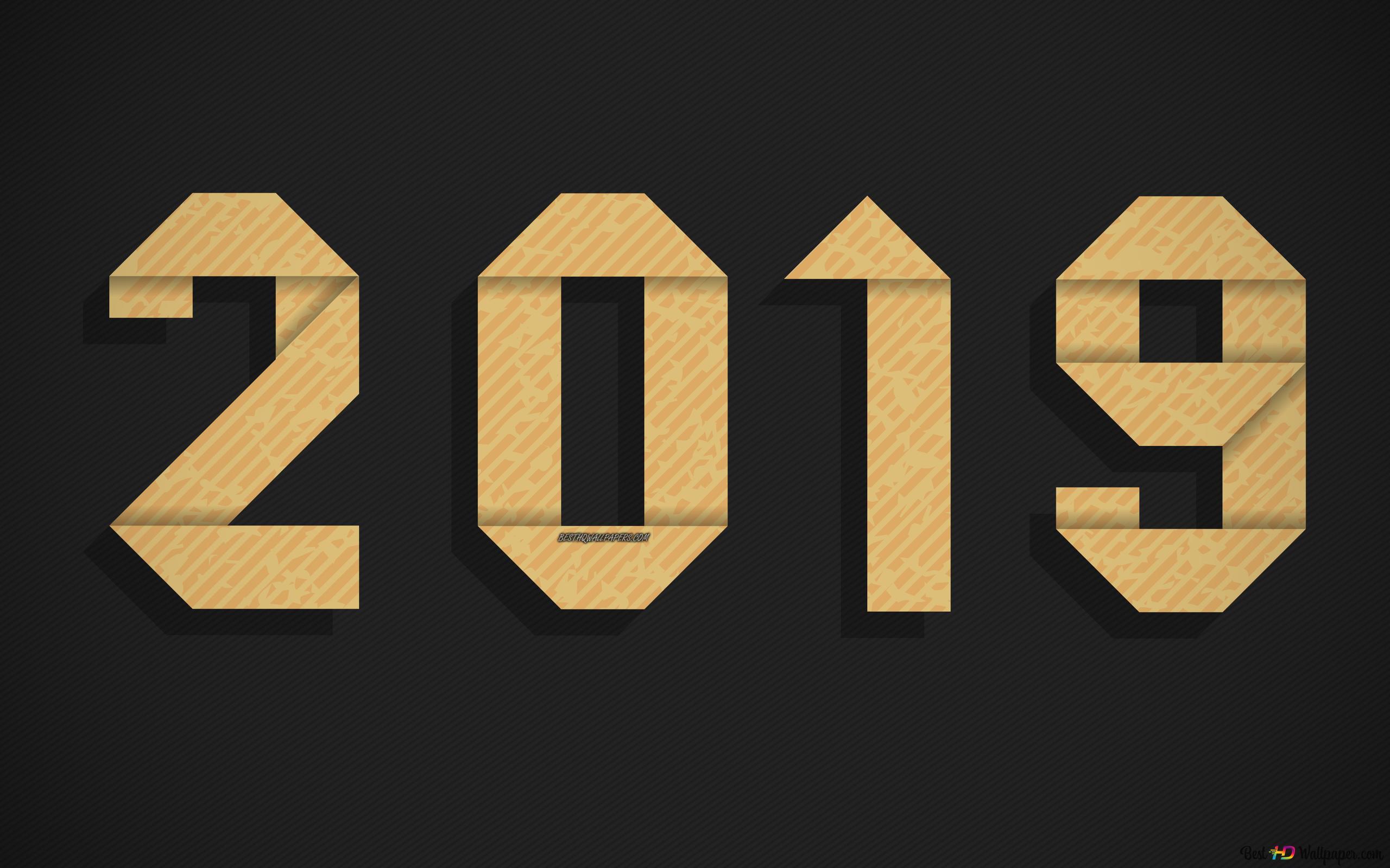 Unfolding Year 2019 Hd Wallpaper Download
