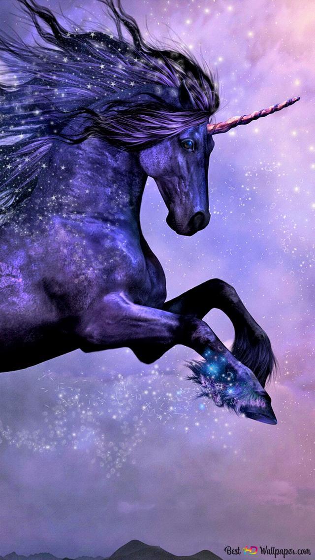 Ungu Unicorn Unduhan Wallpaper Hd Apple iphone wallpaper unicorn ungu