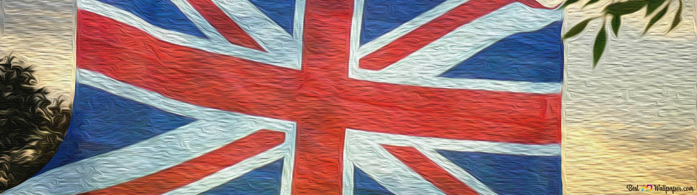 Descargar Fondo De Pantalla Union Jack Bandera Del Reino