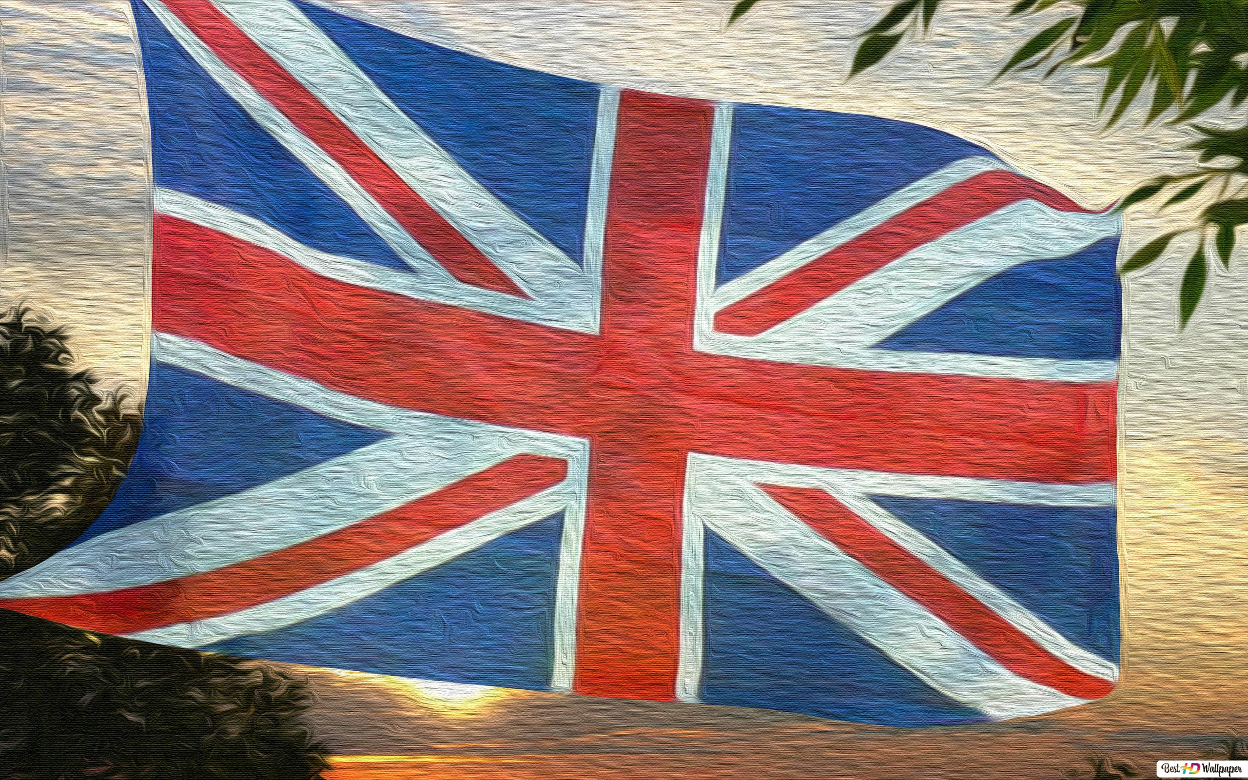 Union Jack Uk Flag Hd Wallpaper Download