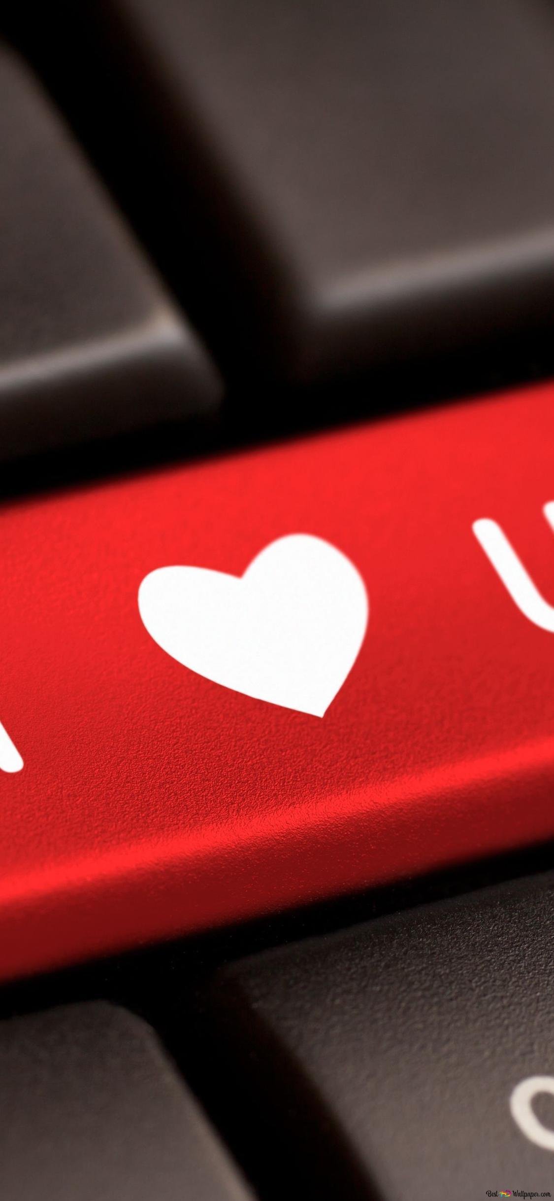 Valentine S Day Love Key Hd Wallpaper Download