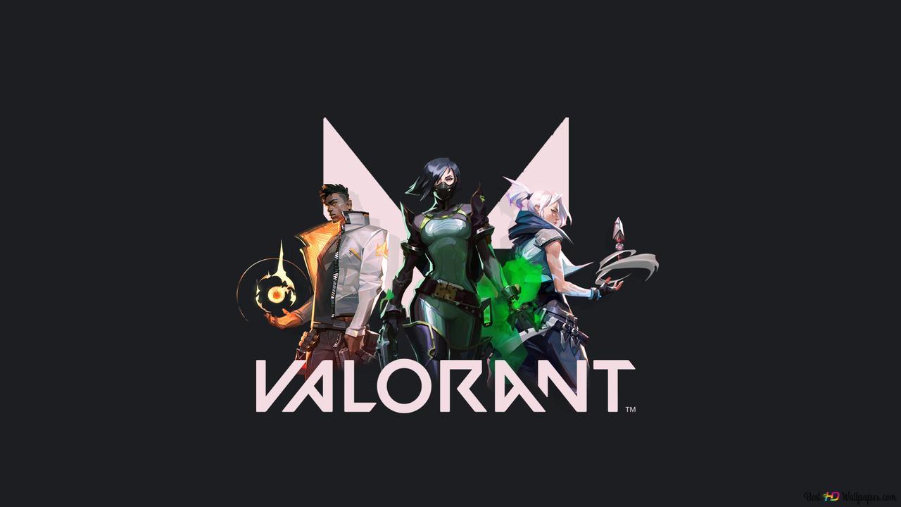 Valorant Hd壁紙のダウンロード