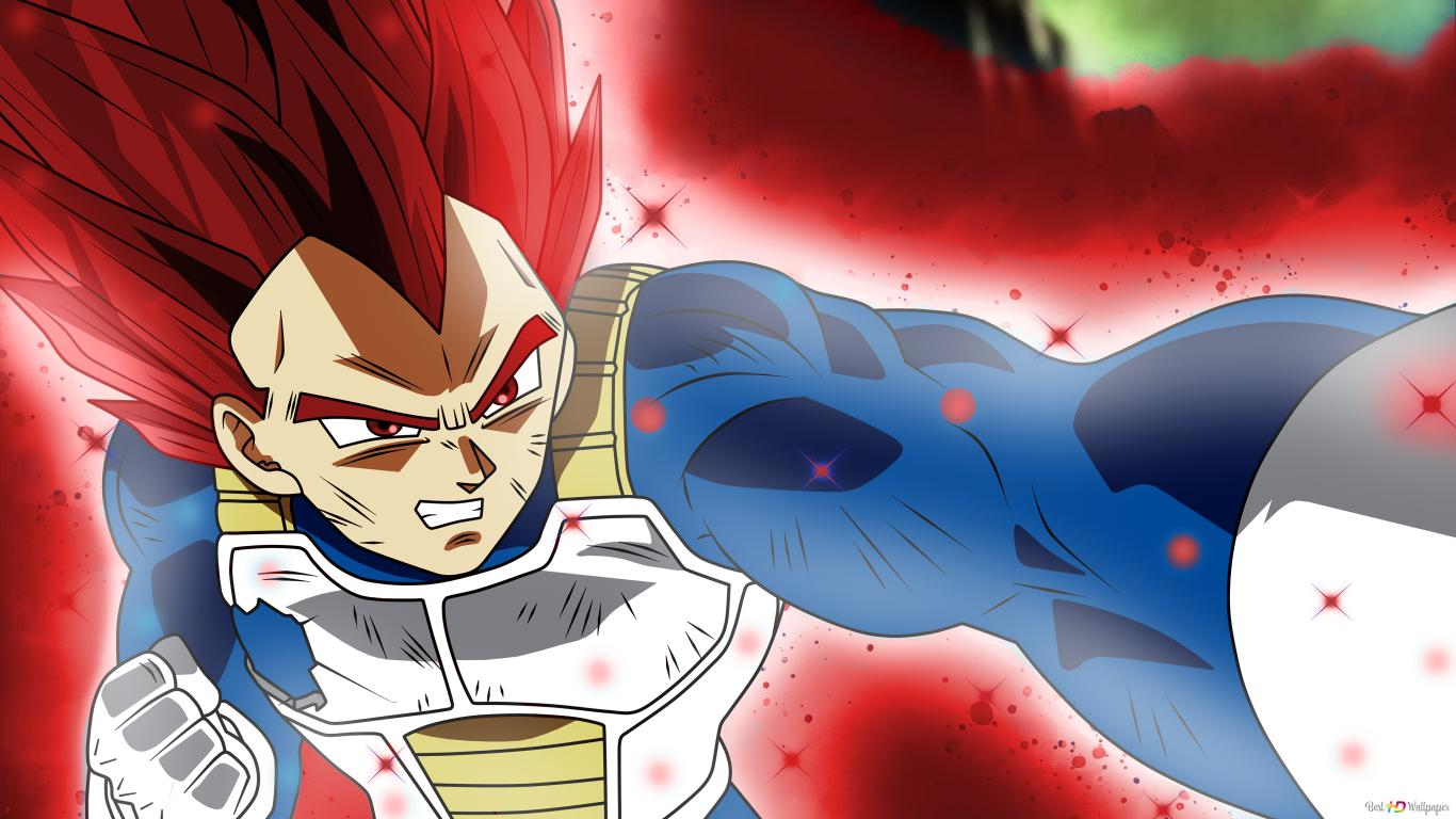 Vegeta De Dragon Ball Z Hd Fond Décran Télécharger