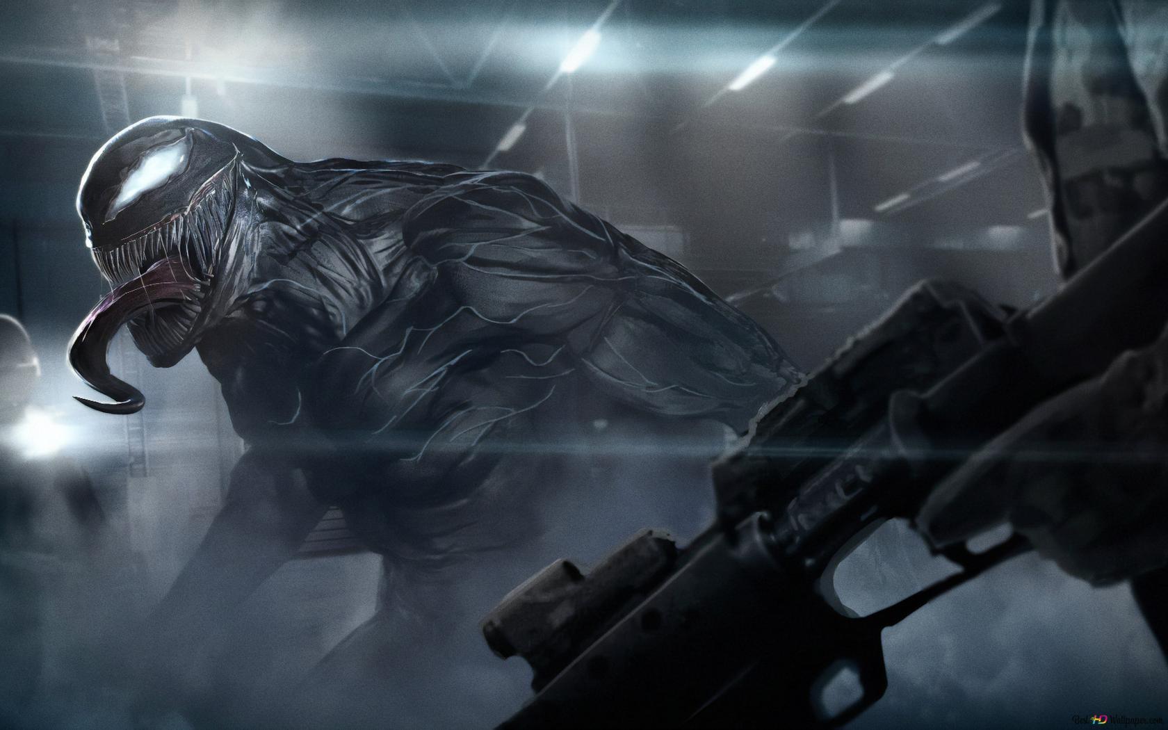 Venom Movie Hd Wallpaper Download