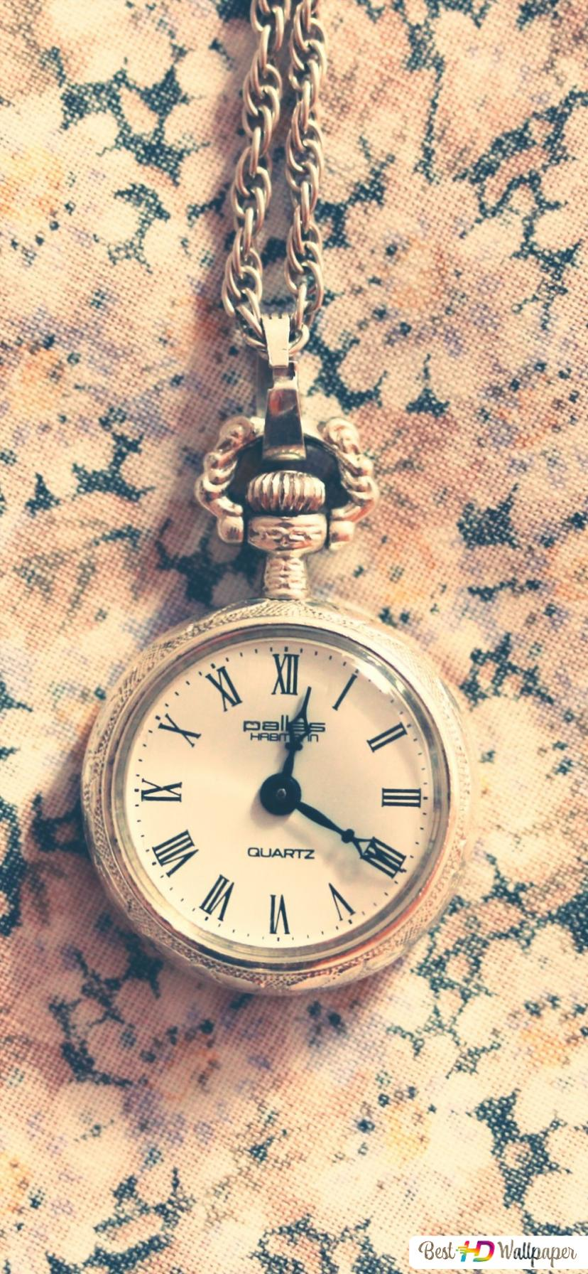 Vintage Watch Background Hd Wallpaper Download