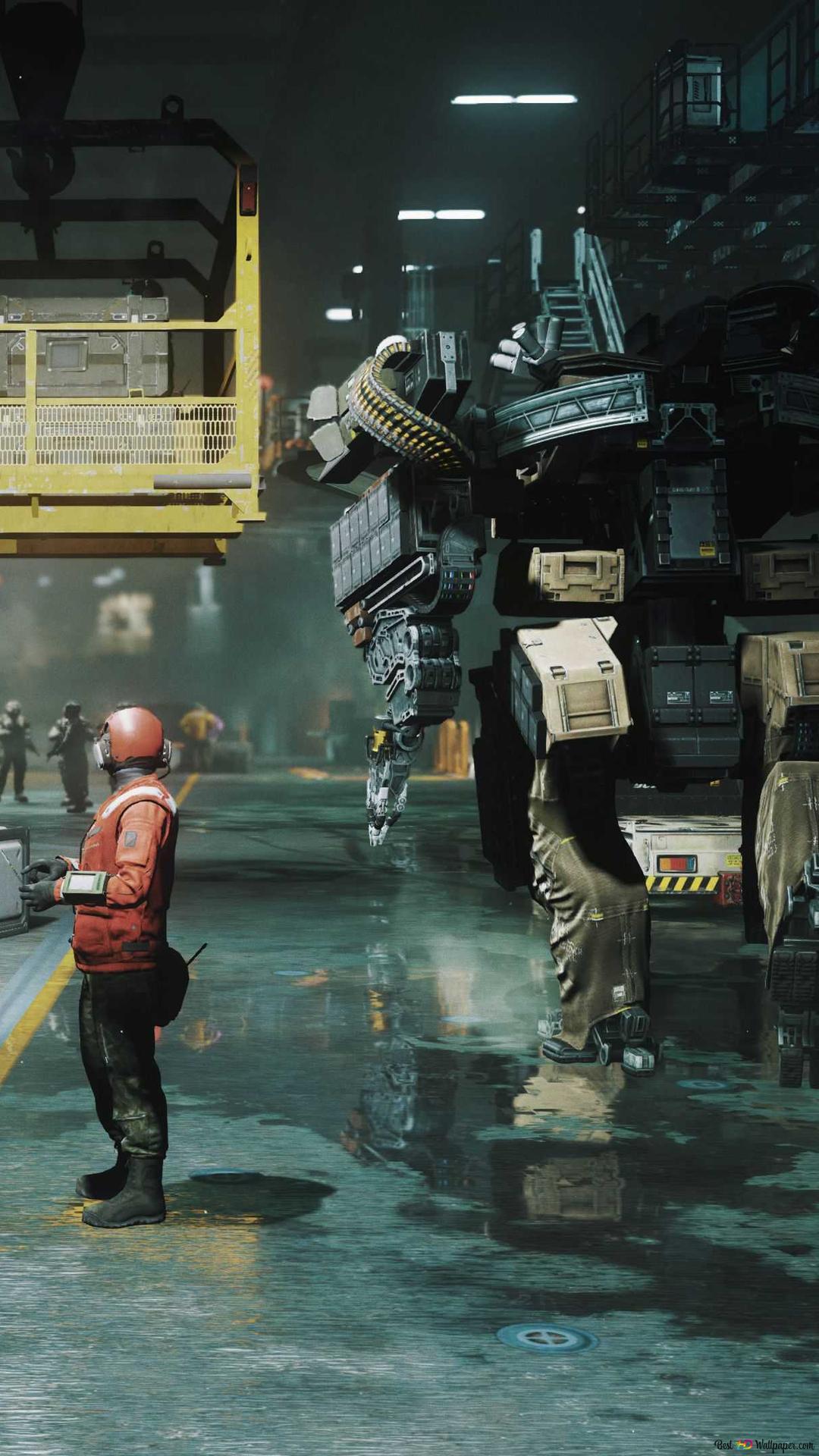 War Factory Call Of Duty Hd Wallpaper Download