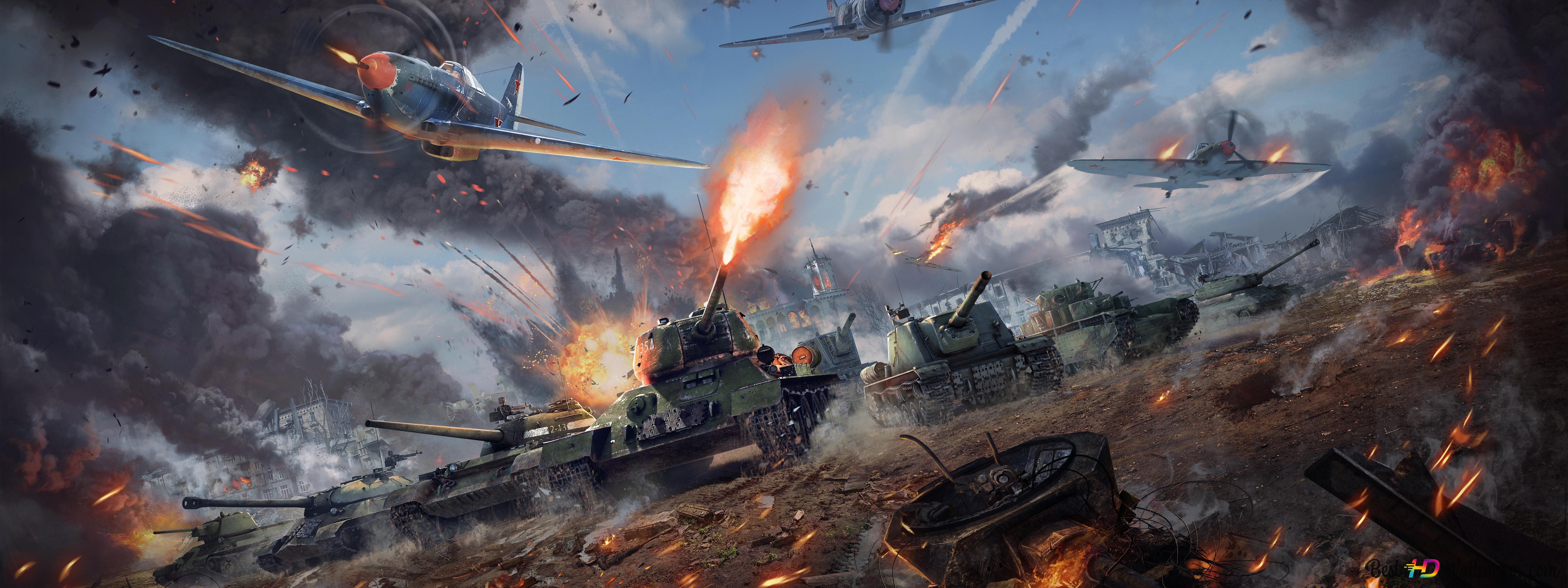 вартандер на танках скачать