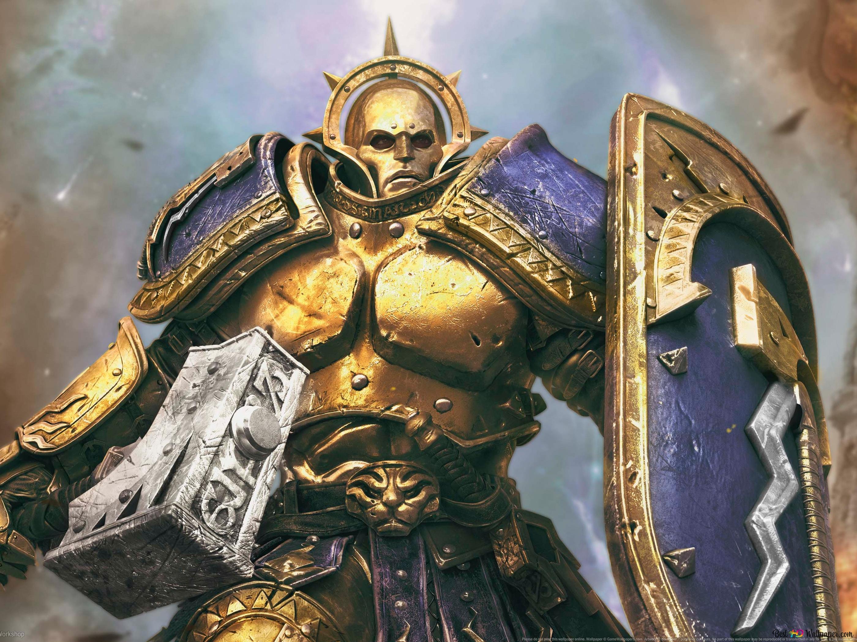 warhammer's battle hd wallpaper download