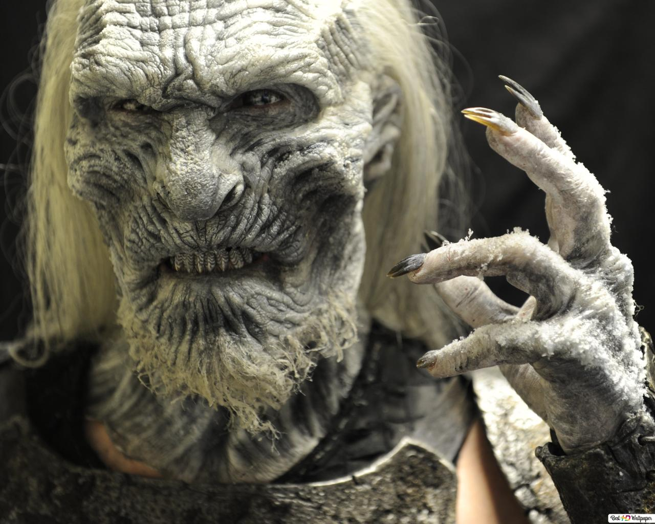 White Walker Of The Game Of Thrones Hd Wallpaper Download