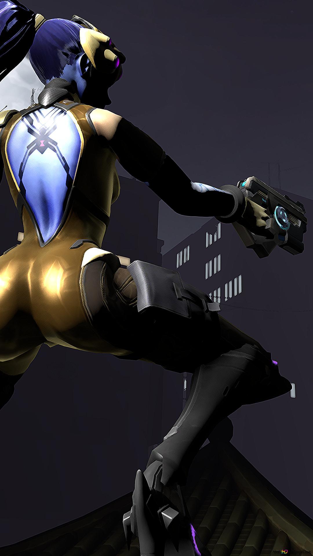 Widowmaker Overwatch Hd Wallpaper Download
