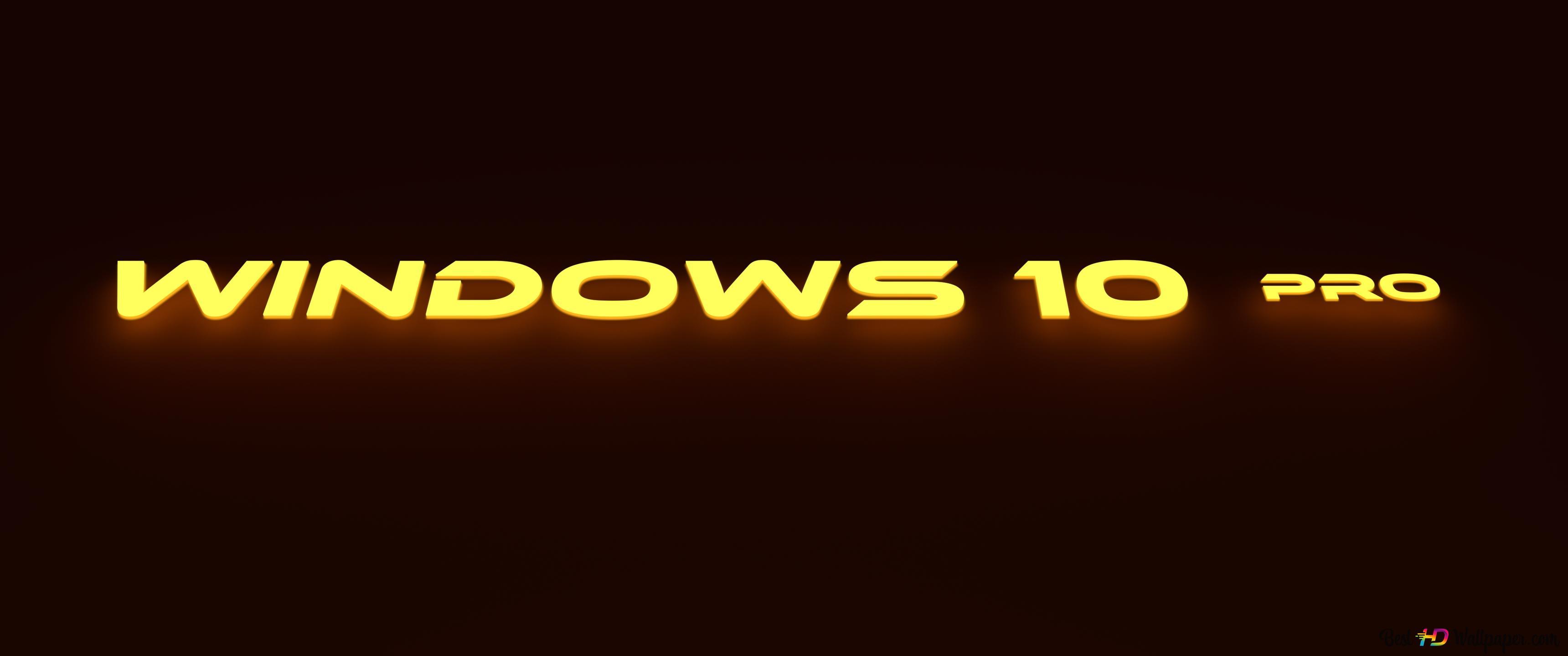 Windows 10 Pro Unduhan Wallpaper Hd