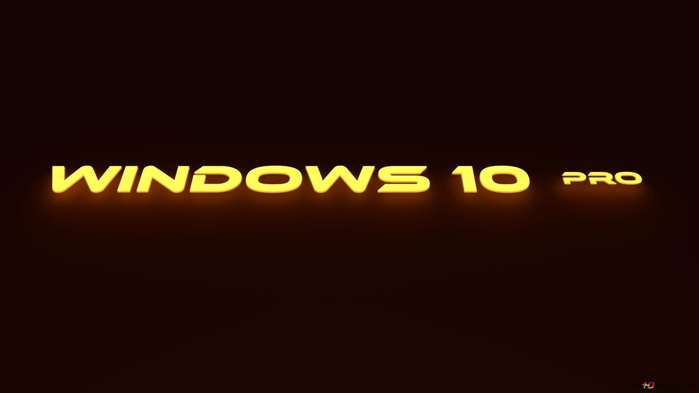 Windowsの10のプロ Hd壁紙のダウンロード
