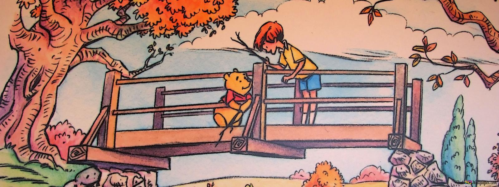 Ogni personaggio del cartone winnie the pooh rappresenta un