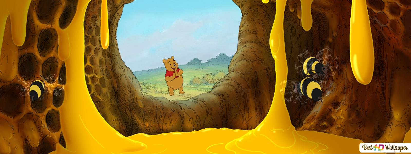 Winnie The Pooh Hd Wallpaper Download