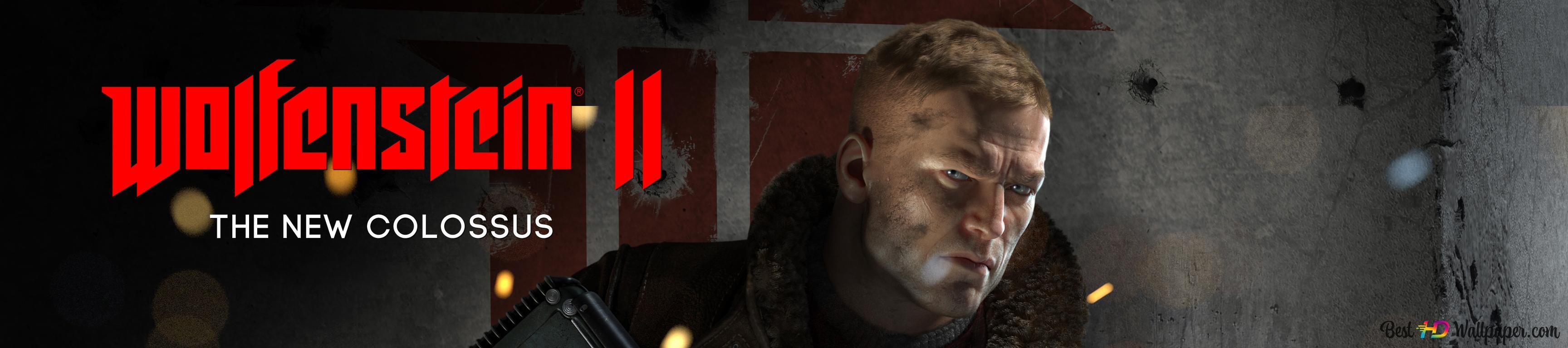 Wolfenstein Ii The New Colossus Hd Wallpaper Download