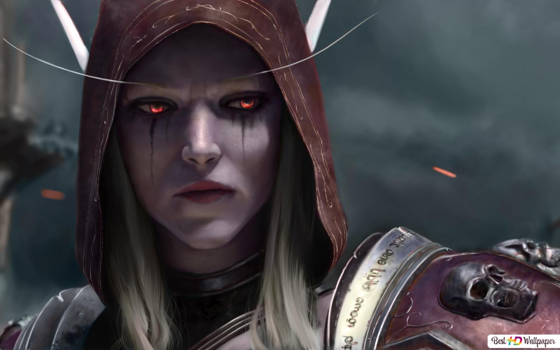 World Of Warcraft Battle For Azeroth - Sylvanas -9438
