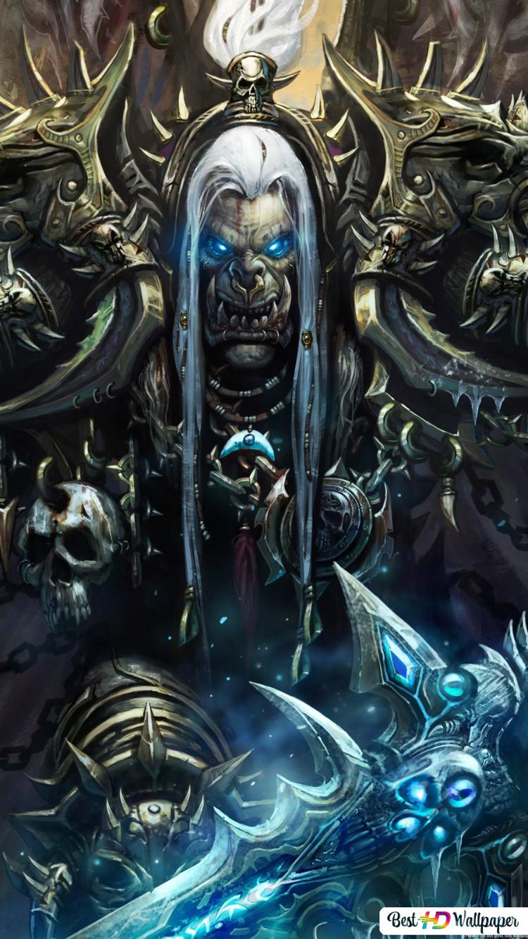 World Of Warcraft Ner Zhul Hd Wallpaper Download