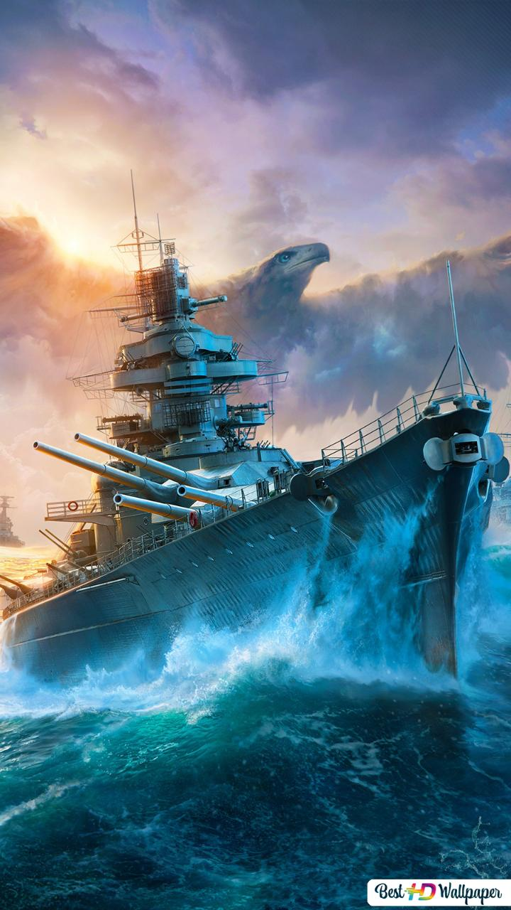 World Of Warships Video Game Hd Wallpaper Download