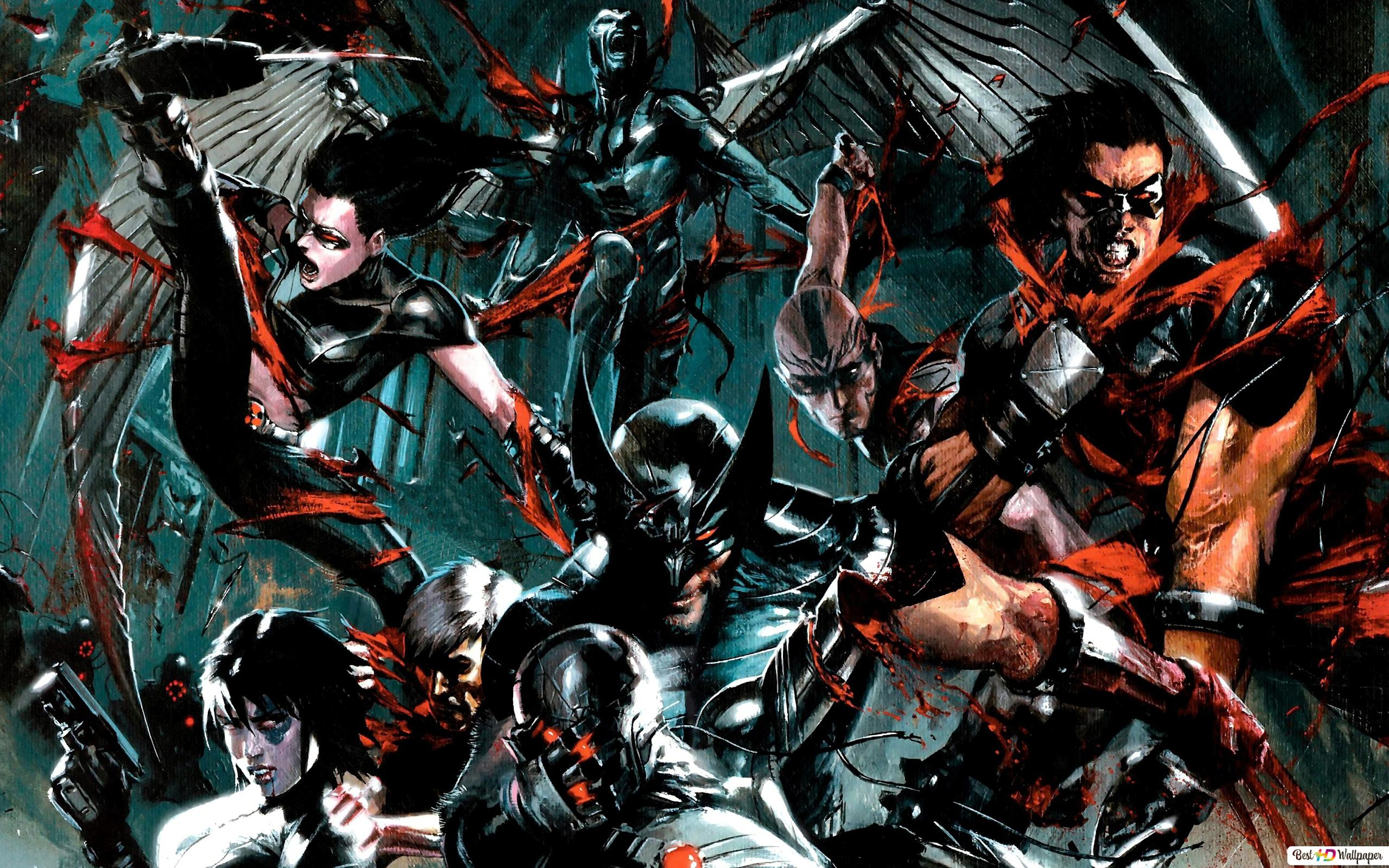 Descargar Fondo De Pantalla X Force Hd
