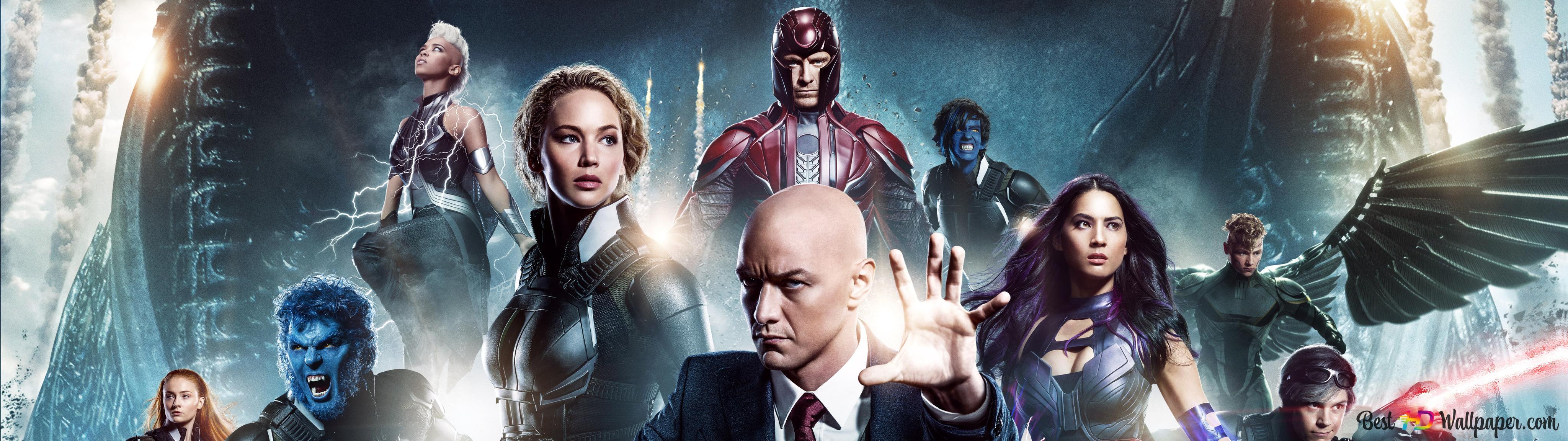X Men Apocalypse Hd Wallpaper Download