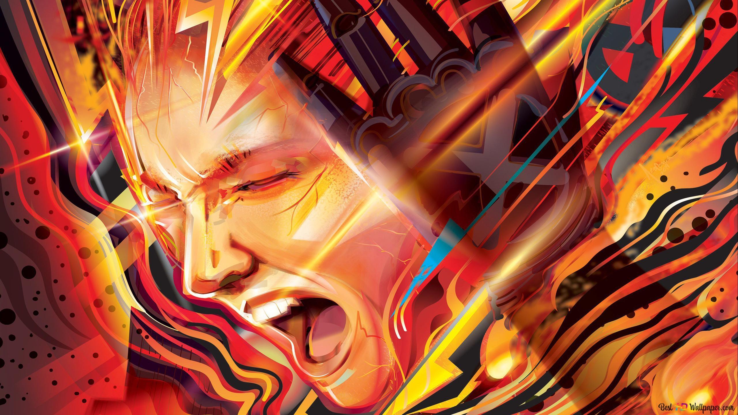 X Men Dark Phoenix Jean Grey Power Hd Wallpaper Download