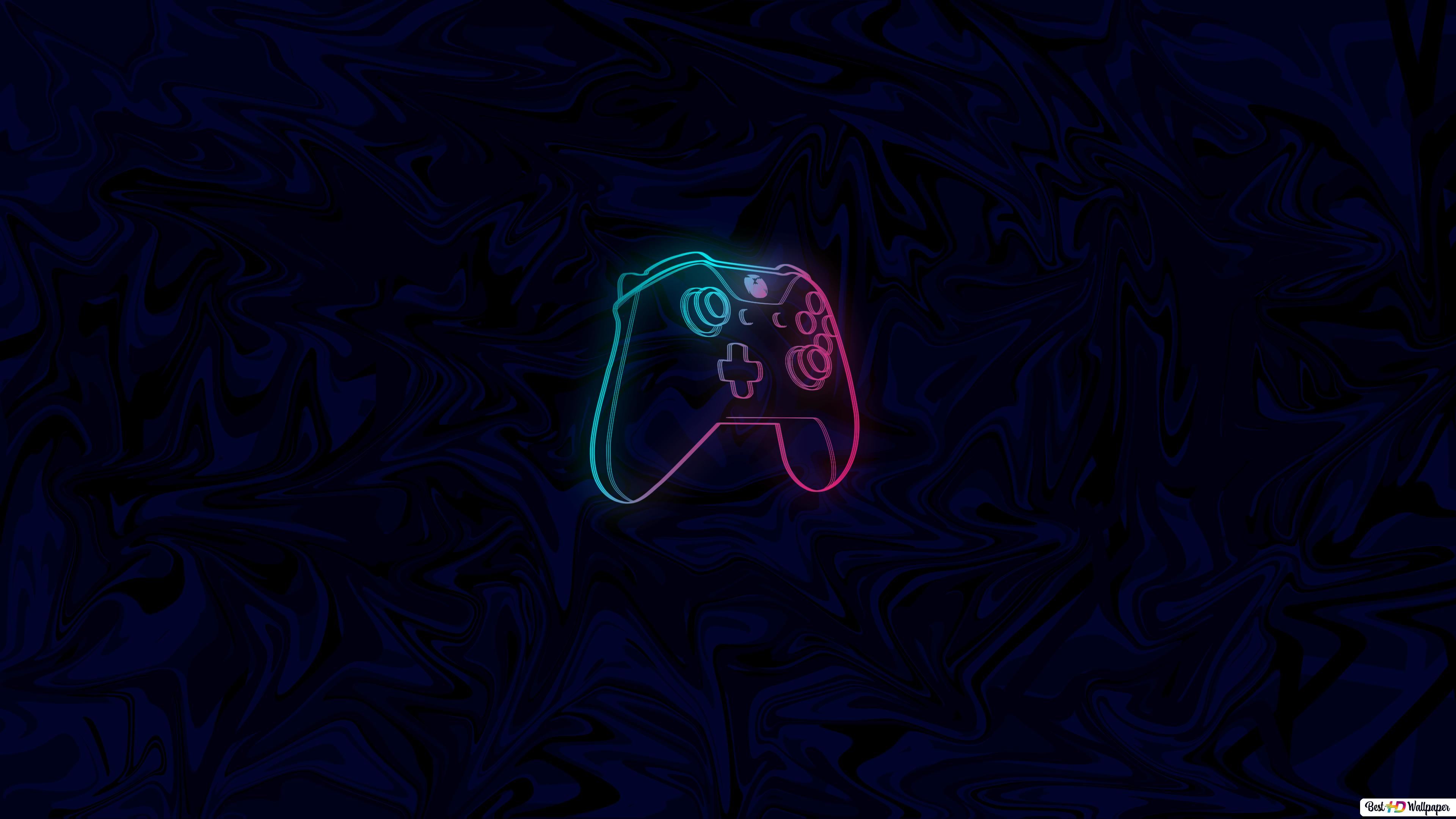 Xbox Controller Minimal Abstract Wallpaper Hd Wallpaper Download