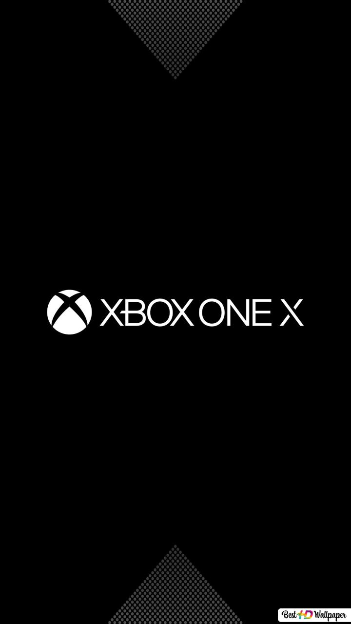 Xbox One X Logo Stažení Hd Tapety