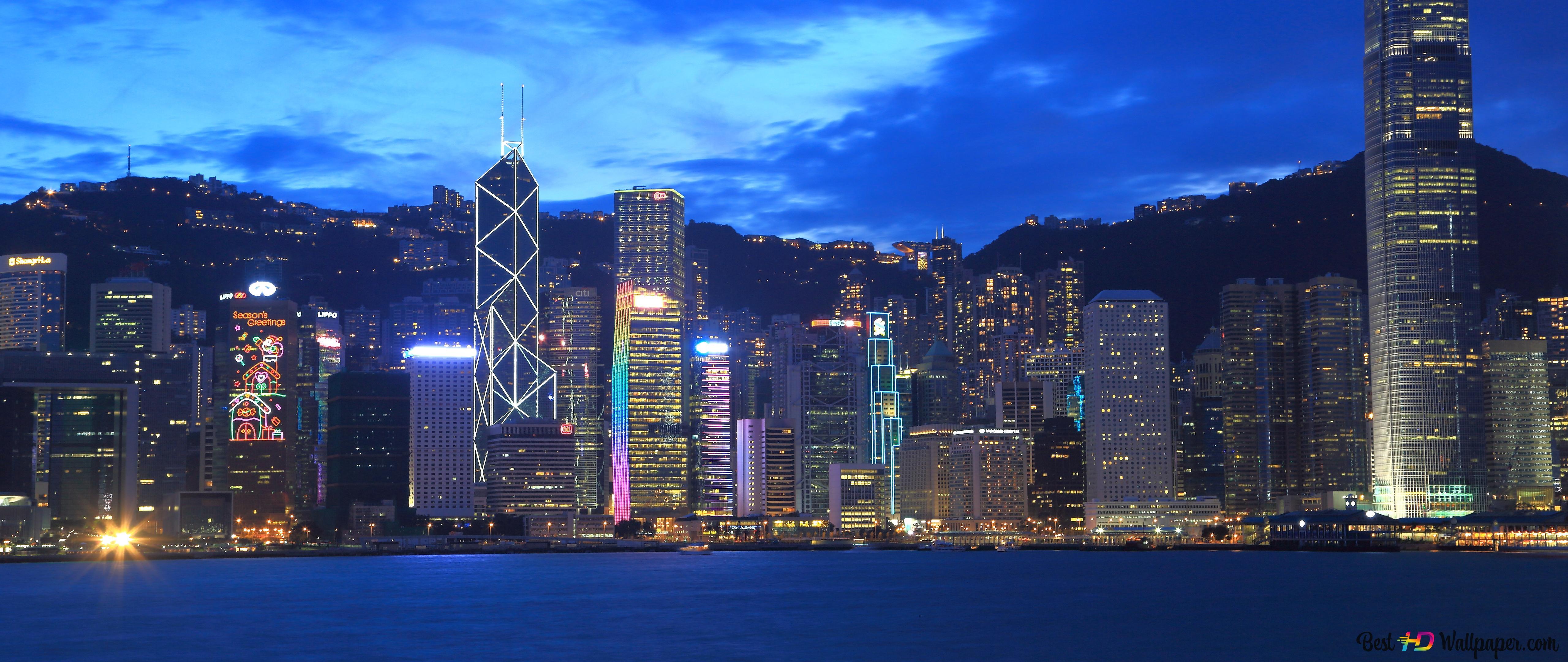 香港市 Hd壁紙のダウンロード