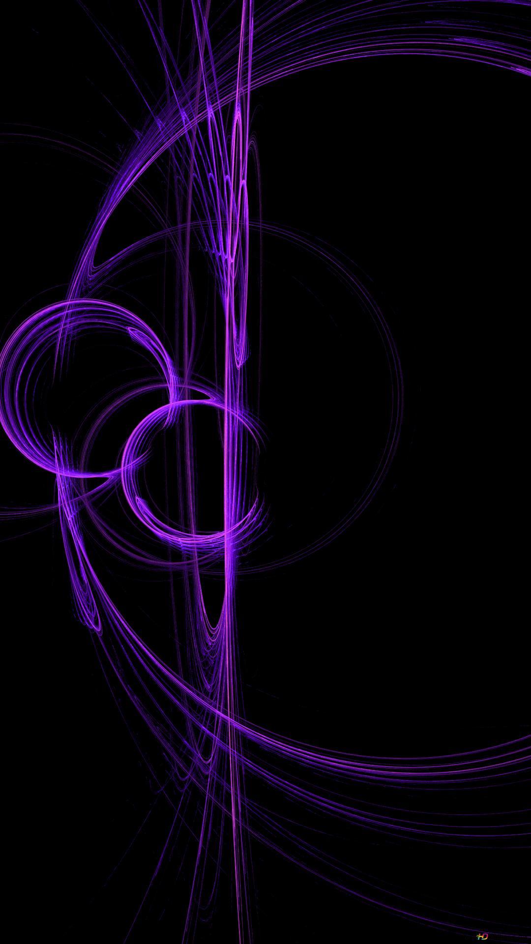 旋回紫 Hd壁紙のダウンロード
