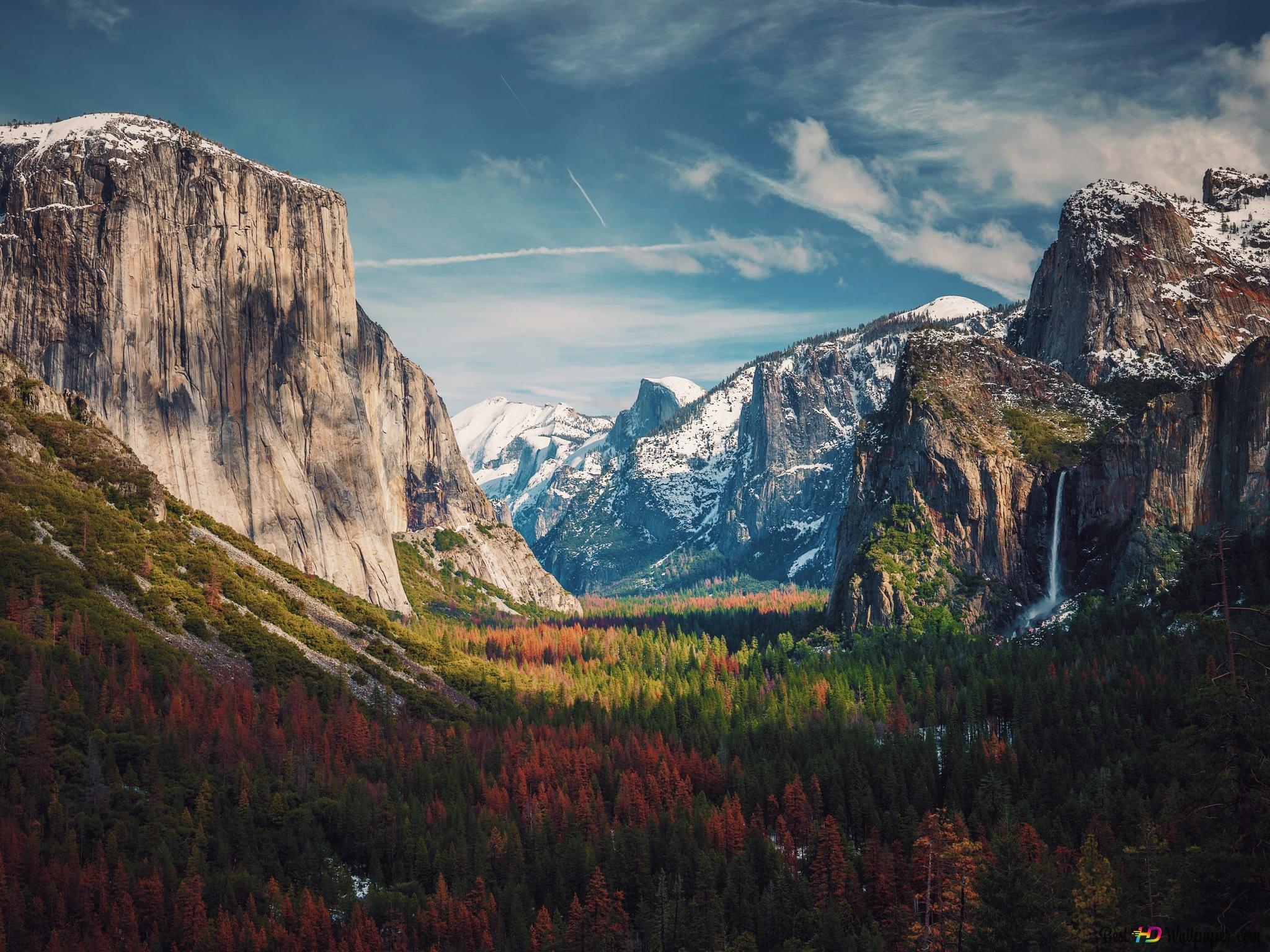 Yosemite National Park Hd Wallpaper Download