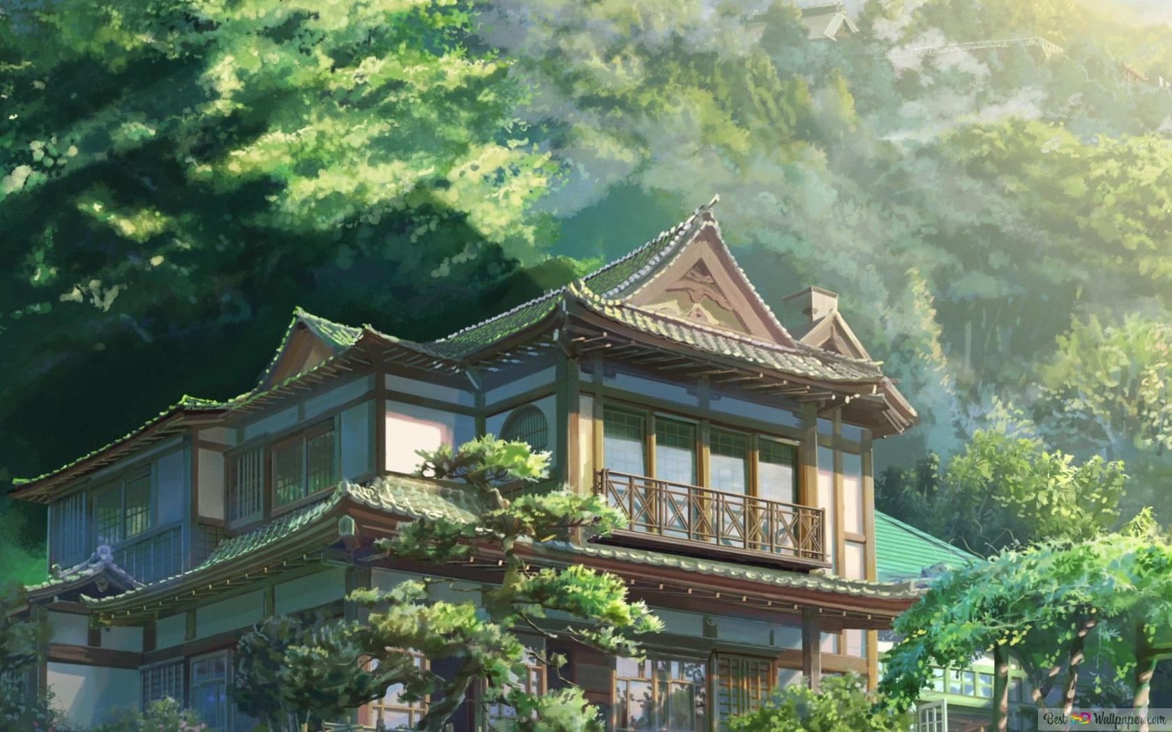 Your Name Kimi No Na Wa Hd Wallpaper Download