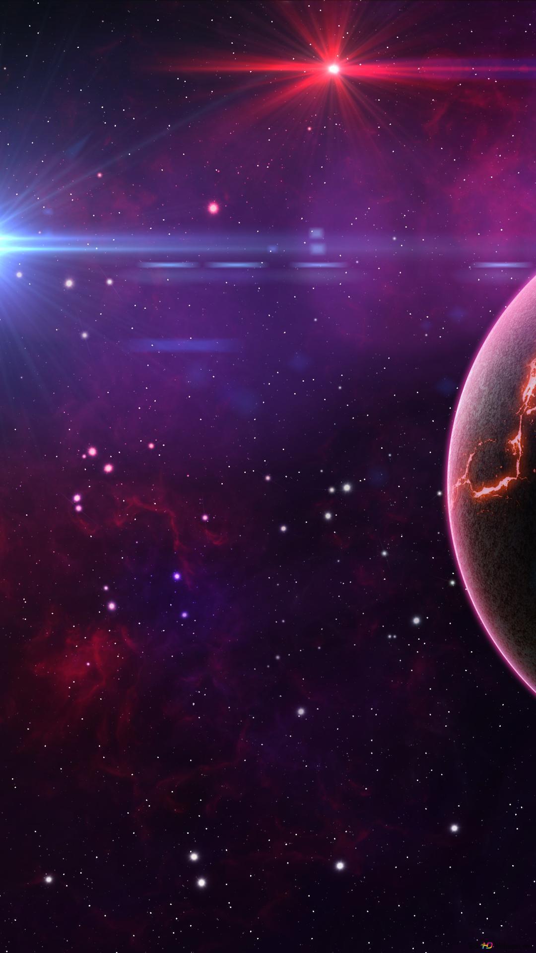 宇宙の星 Hd壁紙のダウンロード